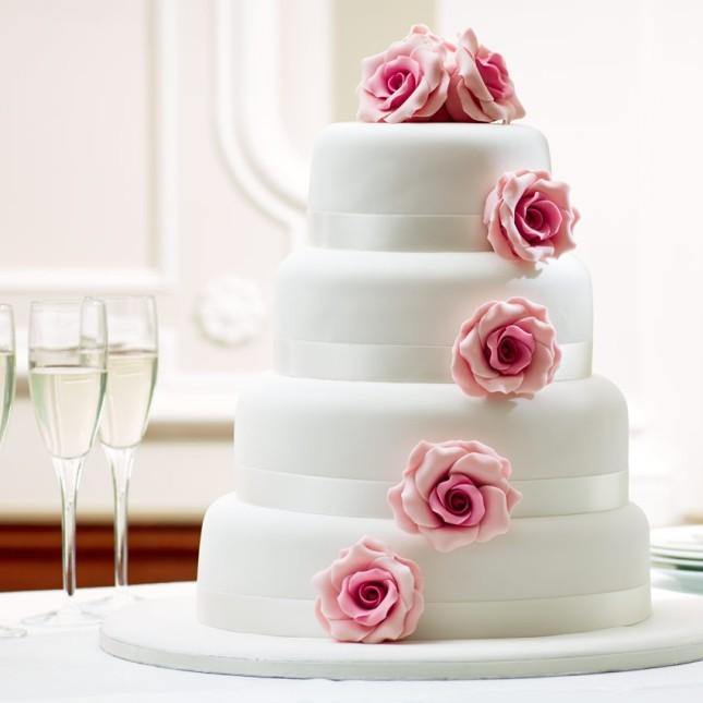 pink-rose-cascade-cake